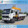 5ton Truck Mounted Crane with Dongfeng 4X2 Truck Chassis