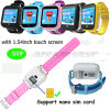 Best Birthday Gift GPS Tracker Watch for Children (D19)
