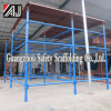 Metal Quicklock Scaffolding for Inside and Outside Building Construction