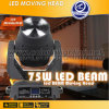 75W LED Movable Light for Stage