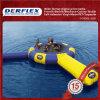 Boat Inflatables Fabric 900g Panama Weave Tarpaulin
