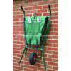 Folding Dump Garden Cart Outdoor Utility Lawn Wheelbarrow