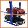 CE 2 Post Portable Car Storage Stacker