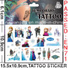 Temporary Body Tattoo Stickers for Kids (cg012)