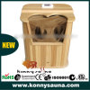 Kl-1fb Hemlock Far Infrared Foot Sauna Massage Bath (Comfortable)