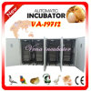 CE Approved Fully Automatic Duck Egg Incubator Hatchery