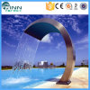 Wall Mounted SPA Fountain Water Feature Swimming Pool Decoration Waterfall