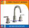 Best Selling Double Handle Basin Faucet From Wenzhou