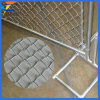 Galvanized Coated Temporary Wire Mesh Chain Link Fence
