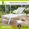 2017 New Design Outdoor Garden Patio Furniture Textilene Sun Lounger & Chaise Lounge