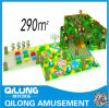 Jungle Unique Design for Indoor Playground (QL-1124H)