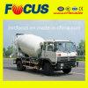6m3 Concrete Mixer Truck for Sale