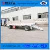 China Best Selling Turntable Full Semi Trailer