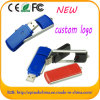 Custom Logo Swivel USB Flash Drive USB Pendrive for Promotion Gift (ET110)