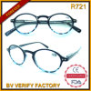 R721 Classic Cheap Round Frames Ladies Style Reading Glasses