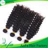 2015 Hot Sale Deep Wave Remy Virgin Human Hair Extension