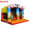 Farm Activities Kids Inflatable Bouncer Combo Inflatable Mini Jumper