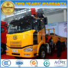 FAW 6*4 Folding Arm Crane Truck Mounted with 6 Tons Crane Price