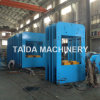 Rubber Molded Product Vulcanizing Press