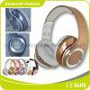 Bluetooth Wireless Headphone with SD Card Slot Memory Card