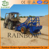 Beach Sand Cleaning Machine Hydraulic Tractor Towed Machine
