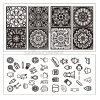 Nails Art Image Stamping Plates Manicure Beauty Products (SNA21)