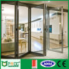 Itylian Ronchetti System Profile Bi-Folding Doors with Toughed Glass Pnoc010