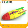 Customer Design Carrot Shape Soft PVC USB Disk (EG635)