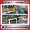 High Output PVC WPC Construction Formwork Production Line