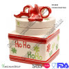 Christmas Decorative Large Canister (YC1021)