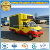 Foton Mini LED Advertising Truck 3 Tons Mobile Advertising Vehicle