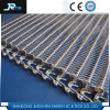 Chain Driven Wire Mesh Belt with Side Guard