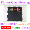 Interlockable Crossfit Gym Rubber Flooring Mat