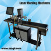 China Flying Marking Style Diode Side Pumped Laser Marking Machine