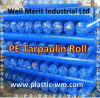 New Virgin Material PE Tarpaulin Roll 2X50m & 2X100m