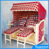 Comfortable Folding Wooden Beach Chair