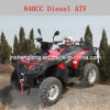 Chinese 4X4 Sports Racing Automatic ATV for Sale
