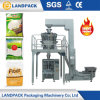 Full Automatic Rice Flour Packing Machine with Bag Sewing Machine