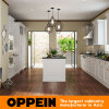 Oppein Euro White Lacquer Gallery Kitchen Furniture (OP15-L19)