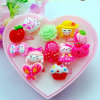 12PCS Animals Flower Heart Assorted Children′s Cartoon Rings for Christmas