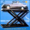 Hydraulic Mechanical Inground Big Scissors Car Lift