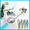 New Creative Phone Selfie Stick with Mini Fan
