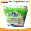 Nice Printing PE Film Baby Diaper, Soft Baby Diaper Factory