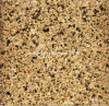 Polised Saudi Arabia Golden Leaf Granite Slab
