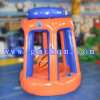 Commercial PVC 0.55mm Inflatable Basketball Hoop Stands Toys for Adults