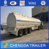 China Factory 3 Axles 30000L Capacity Fuel Tanker for Sale