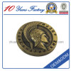 Custom 3D Coin with Brass Plated
