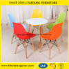 High Quality Outdoor Wood Leg Leisure Chair