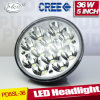 off Road Light 36W 5inch LED Lamp LED Replacement Round Headlight
