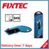 Fixtec Heavy Duty Zinc-Alloy Utility Knife with 6PCS Sk5 Blades